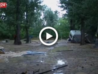 Inondazioni nel sud della Francia: un disperso e 1600 persone evacuate