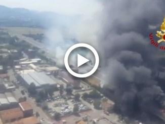 Inferno a Bologna per un esplode tir carico di gpl, vittime e tanti feriti