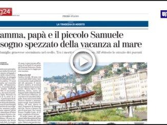 Ponte crollato a Genova, chi sono le vittime della tragedia