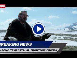 Io sono tempesta, giovedì al Frontone Cinema di Perugia