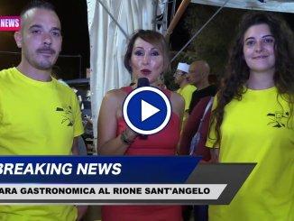 Palio de San Michele, gara gastronomica viaggio nella taverna di Sant'Angelo, il video