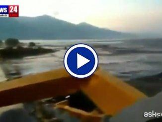 Indonesia, sisma e tsunami: i morti sono almeno 384