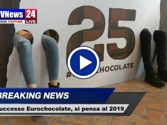 Attacca bottone, sarà l'edizione 2019 di Eurochocolate, successo per il 2018