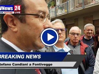 Sottosegretario Candiani a Fontivegge con comitato cittadino VIDEO