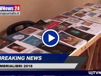 Umbrialibri 2018, al via Perugia la 24esima edizione