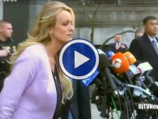 Pornostar Stormy Daniels, video, vince Trump, respinta causa diffamazione