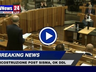 Ricostruzione post sisma 2016, con 13 sì approvato il disegno di legge
