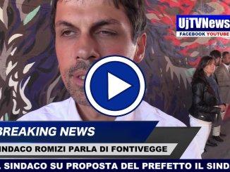 Il sindaco di Perugia, Andrea Romizi, parla, in una video intervista, di Fontivegge