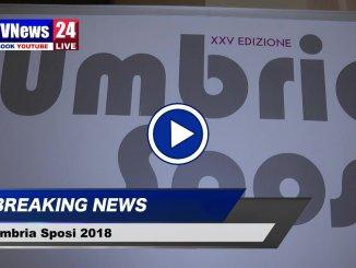 Umbria Sposi 2018, 25 anni di anniversario, a Bastia Umbra, il video