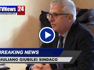 Giuliano Giubilei si candida a sindaco per Centrosinistra a Perugia, video intervista