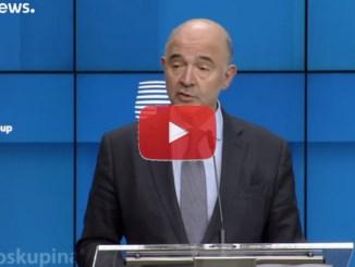 Bilancio unico per una Unione europea, zona euro, potrebbe essere opportuna, il video