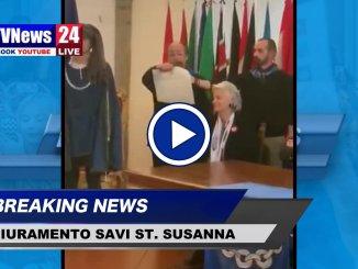 Giuramento del Consiglio dei Savi del Rione Porta Santa Susanna, il video di Perugia 1416