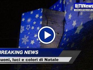 Suoni, colori e luci di Natale, gli eventi a Bastia Umbra, video