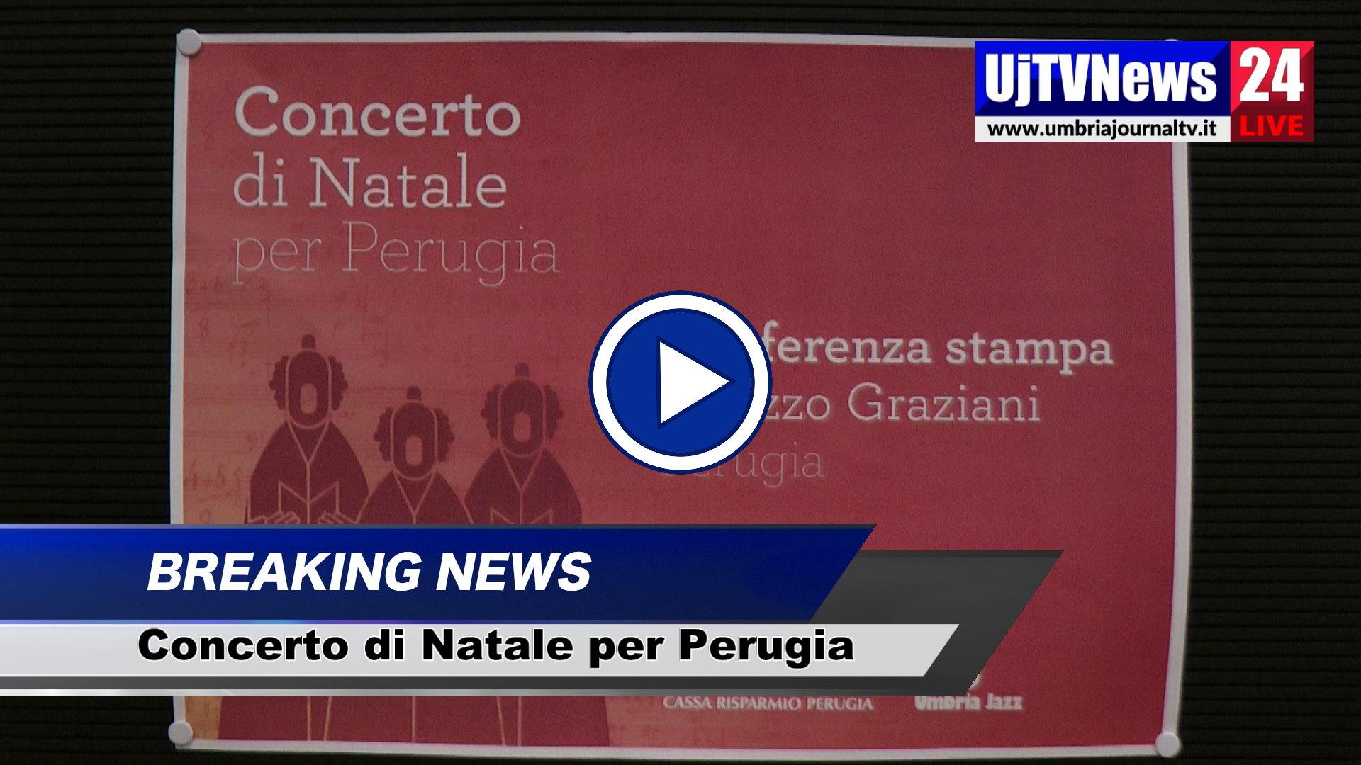 Tre concerti per Natale, le interviste video Fondazione CariPg e Umbria Jazz