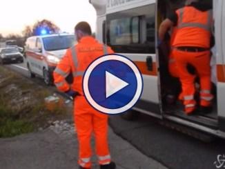 Esplode cisterna a Rieti il video dal luogo dell'esplosione