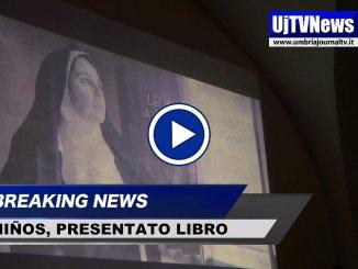 Niños, presentato all'Associazione Porta Santa Susanna il libro di Mariuccini, video