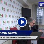 Primarie Pd, domenica saranno allestiti in tutto 30 seggi