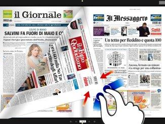 La video rassegna stampa nazionale e dell'Umbria del 10 dicembre 2018