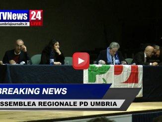 Prima assemblea regionale del Partito democratico al Capitini, video