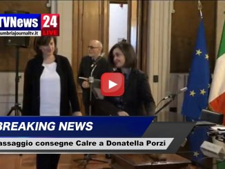 Calre, Conferenza Assemblee legislative regioni europee, passaggio consegne, video