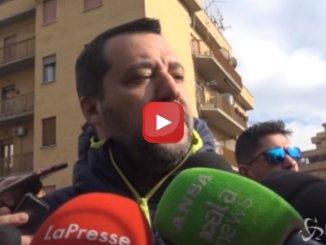 """Caso Diciotti, Salvini: """"Altri chiedevano immunità perché rubavano..."""""""