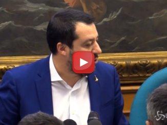 """Pensioni, Salvini, """"Prossimo obiettivo è la quota 41"""""""