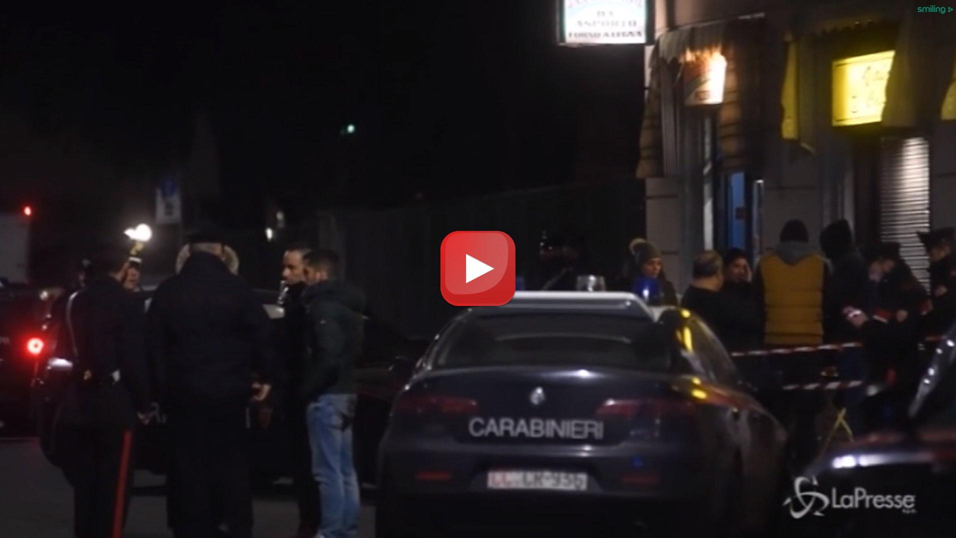 Milano, sparatoria a Baggio: l'intervento dei carabinieri