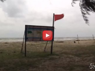 Thailandia, in arrivo tempesta tropicale, tempesta Pabuk spostata a ovest