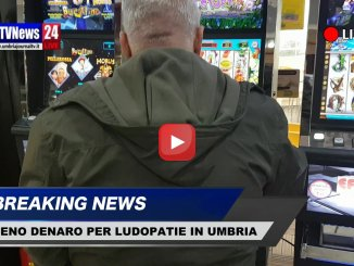 In Umbria meno denaro per ludopatie video intervista video a Luca Barberini