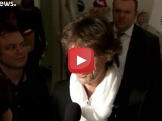 ? Video - Mick Jagger sta male, tour dei Rolling Stones posticipato