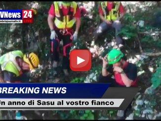 Record di interventi Soccorso alpino dell'Umbria, Sasu, nel 2018