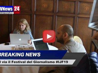 Festival internazionale di giornalismo, entra nel vivo la tredicesima edizione