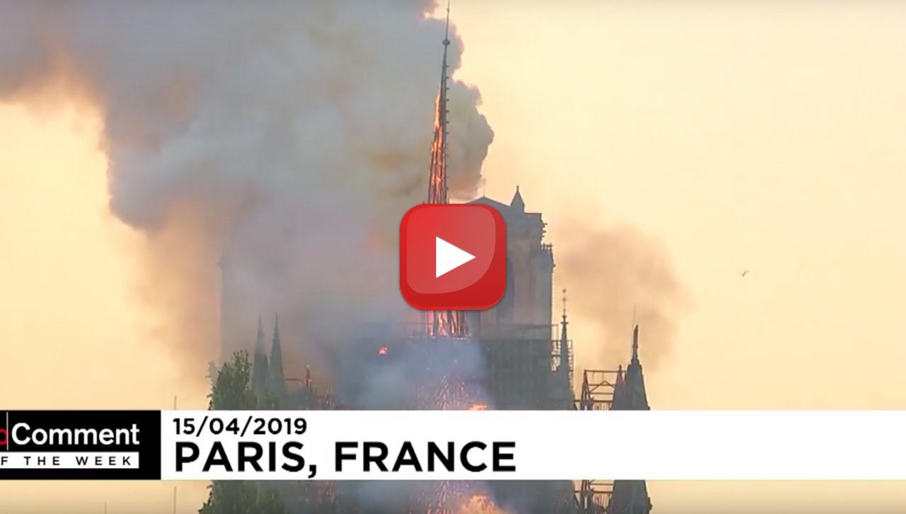 I migliori video no comment di Euronews della settimana