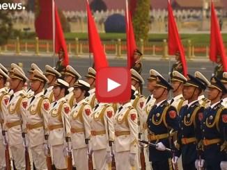Donald Trump, presidente USA, minaccia di alzare i dazi alla Cina