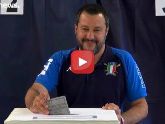 Salvini alla resa dei conti con M5S e Commissione europea