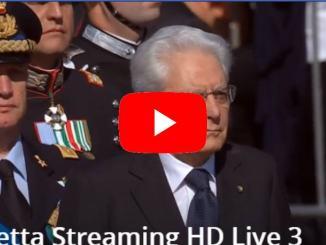 Franco Zaffini, FdI, onore alle nostre forze armate 🔴Video