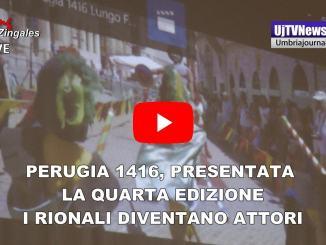Perugia 1416, ecco il programma della rievocazione storica