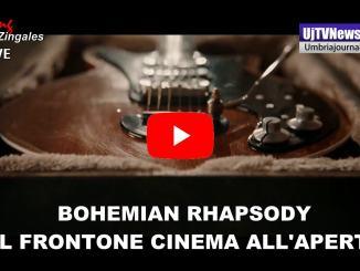 Bohemian Rhapsody, Freddie Mercury e i Queen al Frontone Cinema