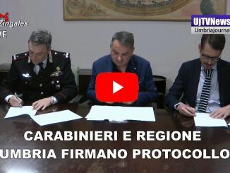 Arma dei Carabinieri, saranno rafforzate le 95 stazioni dell'Umbria