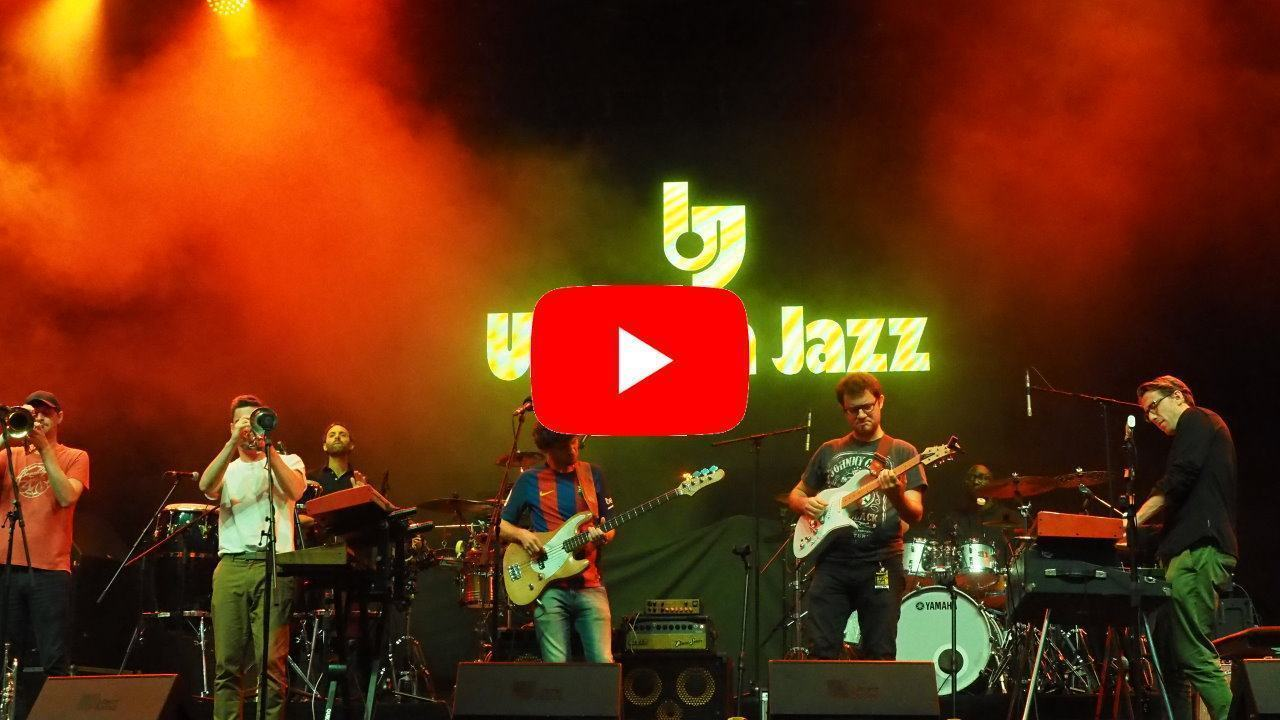 Snarky Puppy, jazz e fusion all'Arena Santa Giuliana Umbria Jazz |Video