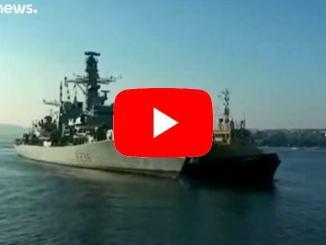 Caso-petroliere: tensioni via mare tra Regno Unito e Iran
