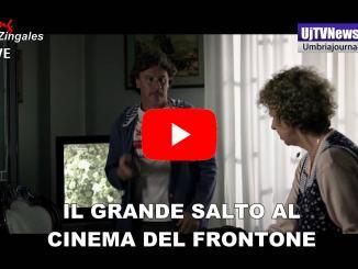 Il grande salto, un film al Frontone Cinema all'aperto di Perugia