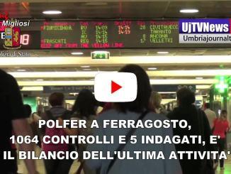 1064 controlli e 5 indagati bilancio attività Polizia ferroviaria a Ferragosto