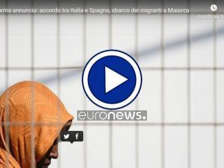Open arms, si tratta per trasferire i migranti a Maiorca