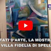 Stati d'arte, la mostra inaugurata il 3 agosto a villa Fidelia di Spello