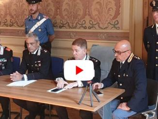 Arrestato criminale rapina Foligno, era un collaboratore di giustizia