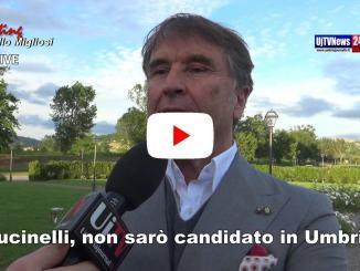 """Cucinelli, non sarò candidato in Umbria """"Faccio unicamente mio mestiere imprenditore"""""""