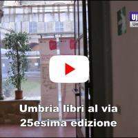 Venticinque anni per Umbrialibri, dal 3 al 6 ottobre a Perugia