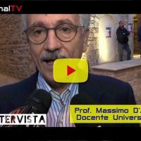 Sinistra Civica Verde, Massimo D'Alema a Bastia Umbra