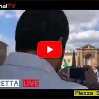 ? LIVE - La diretta di Orgoglio Italiano da Piazza San Giovanni Roma